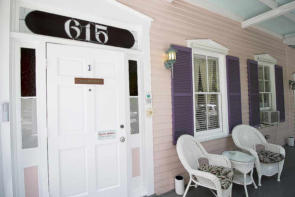 Rooms and Suites | Ambrosia Key West